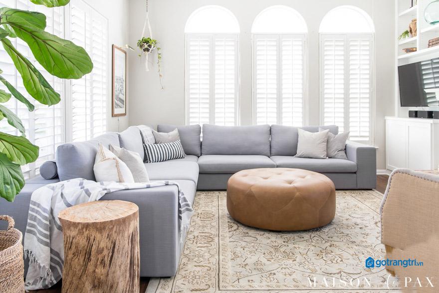 Sofa giá rẻ cho phòng khách