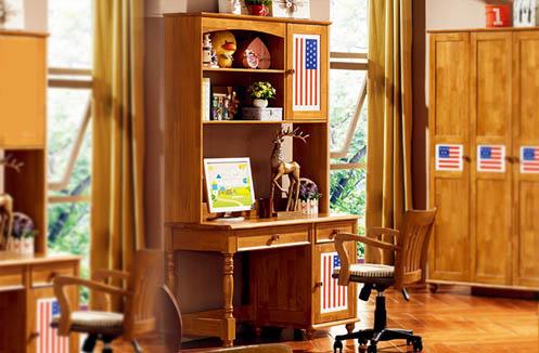 Đặc điểm của bàn học trẻ em cao cấp bằng gỗ