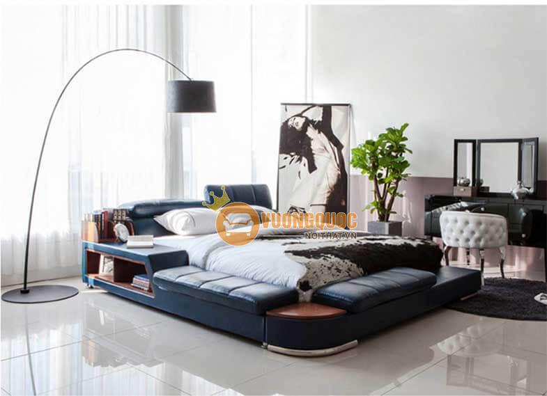 Giường ngủ đa năng 7 kiểu nhập khẩu