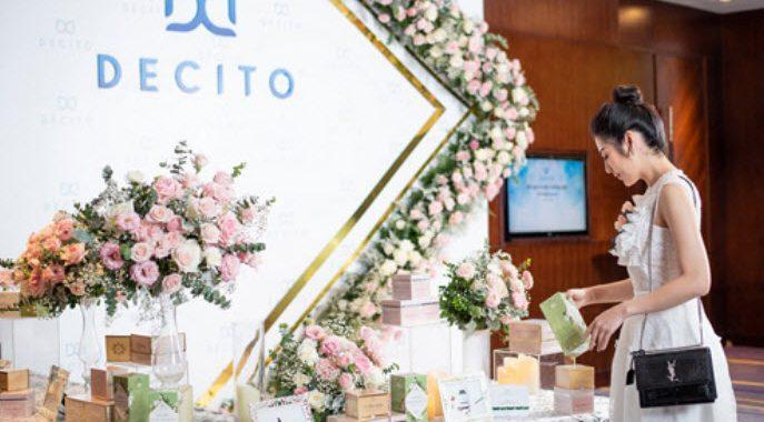 Son Decito chính thức ra mắt thị trường Việt Nam