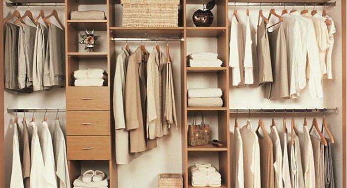Giúp phân loại quần áo hiệu quả