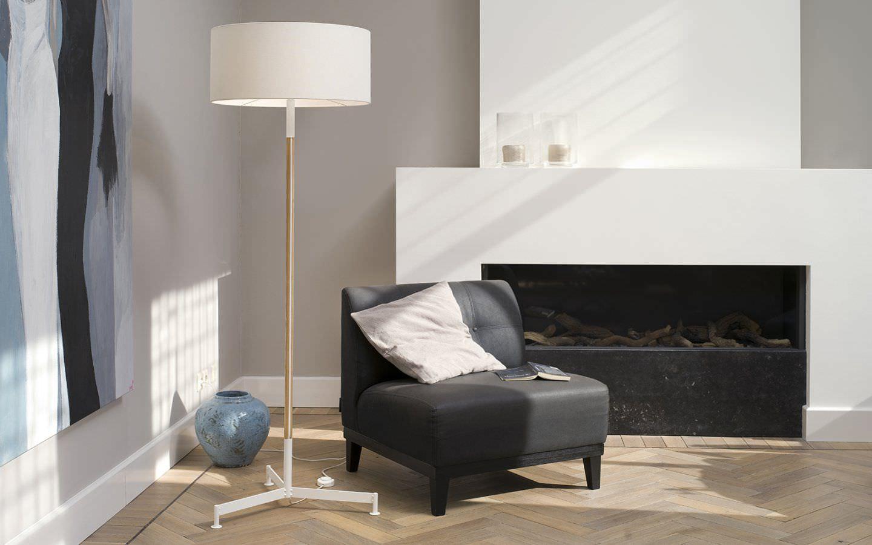 Kích thước đèn cây trang trí phòng khách