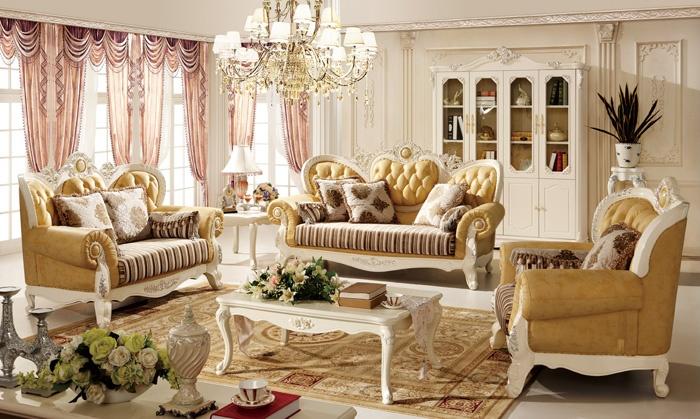 Chất lượng của sofa khung gỗ cổ điển
