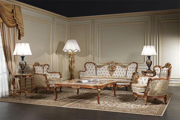 Giá thành của sofa khung gỗ cổ điển