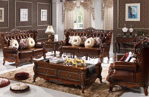 Bàn ghế sofa cổ điển đẹp - mang đến vẻ đẹp xa hoa cho căn phòng