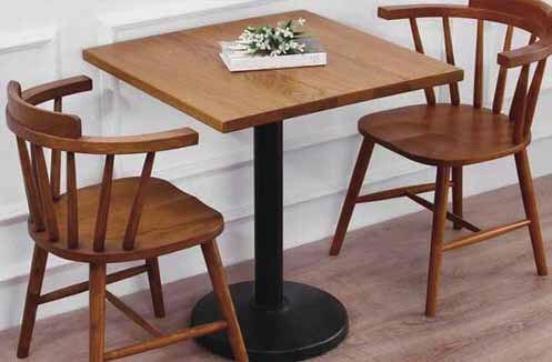 Bàn ghế café gỗ tần bì