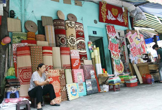 Phố chuyên bán thảm trải sàn tại Hà Nội – Không nên