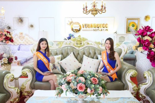 Showroom chuyên thảm trải sàn phòng khách giá rẻ ở Hà Nội