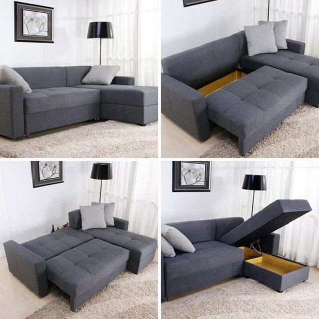 Thiết kế sofa thông minh