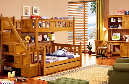 Giường 2 tầng giá trên 30 triệu đồng