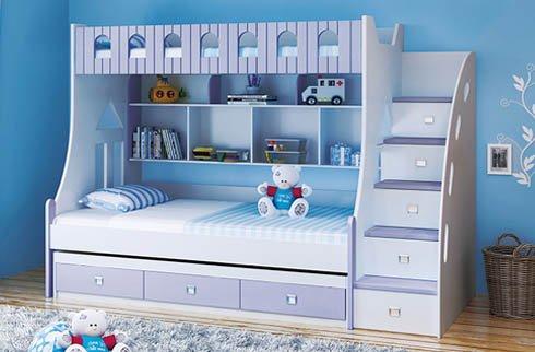 Giường 2 tầng giá từ 10 – 30 triệu đồng
